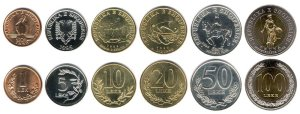 Albania_money_coins