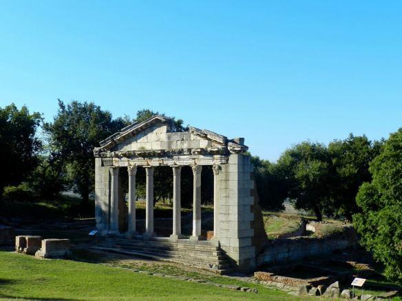 Apollonia - jedno z najpopularniejszych i najczęściej fotografowanych miejsc.