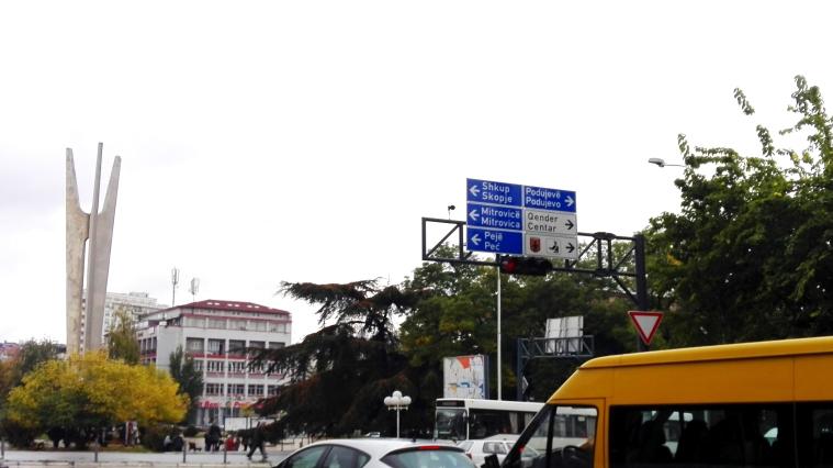 Jedziemy do Mitrovicy czy Mitrovicy? :)