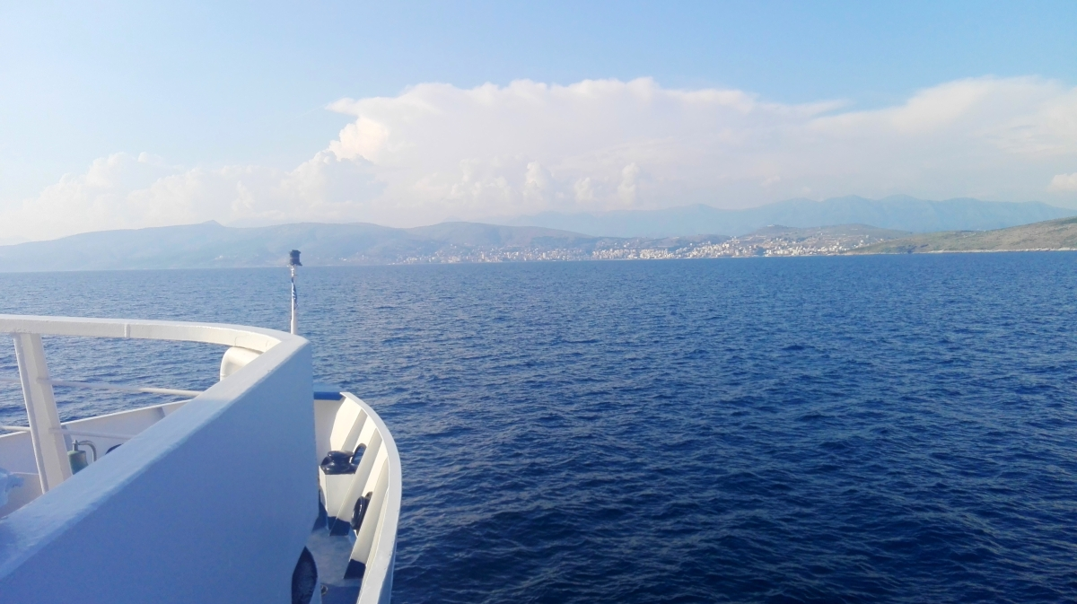 PROMY Saranda-Korfu